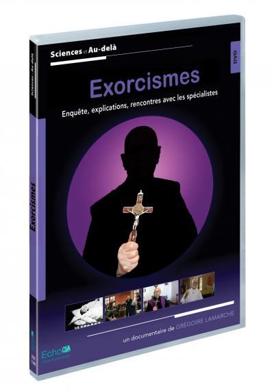 Exorcismes - dvd
