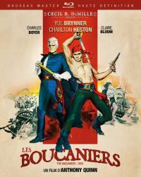 Boucaniers (les) - blu-ray