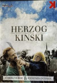 Herzog-kinski:cobra verde -dvd  ennemis intimes