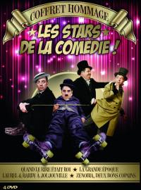 Coffret les stars de la comedie-4 dvd