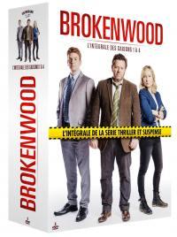 Brokenwood s1 à s4 - 8 dvd