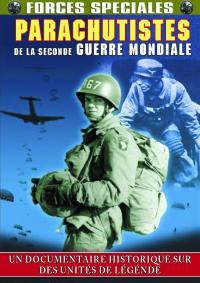 Parachutistes 2nde guerre- dvd