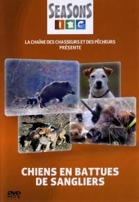 Chiens en battues sanglier-dvd