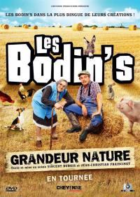 Grandeur nature - les bodin's - dvd