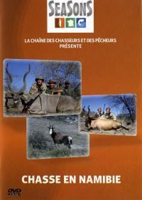 Chasse en namibie - dvd
