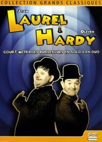 Laurel & hardy - 5 dvd