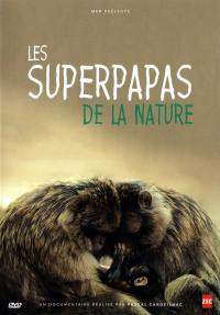Super papas de la nature (les) - dvd