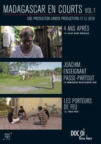 Madagascar en courts v1 - dvd