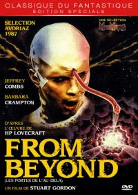 From beyond - dvd