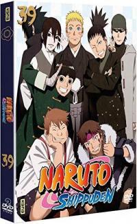 Naruto shippuden v39 - 2 dvd