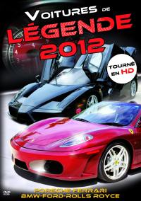 Voiture de legende - dvd
