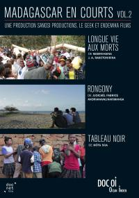 Madagascar en courts v2 - dvd