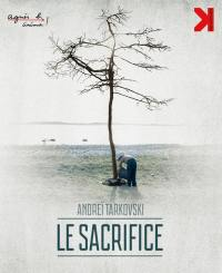 Sacrifice (le) - version restauree - blu-ray
