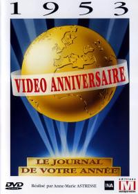 Video anniversaire 1953 - dvd