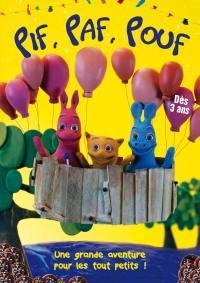 Pif, paf, pouf - dvd