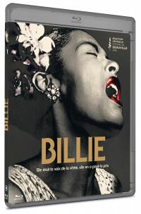 Billie - blu-ray