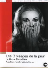 Les 3 visages de la peur - dvd  cinema italien