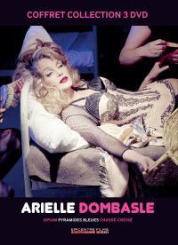 Arielle dombasle - 3 dvd