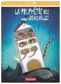 Prophetie des grenouilles (la) - combo dvd + blu-ray