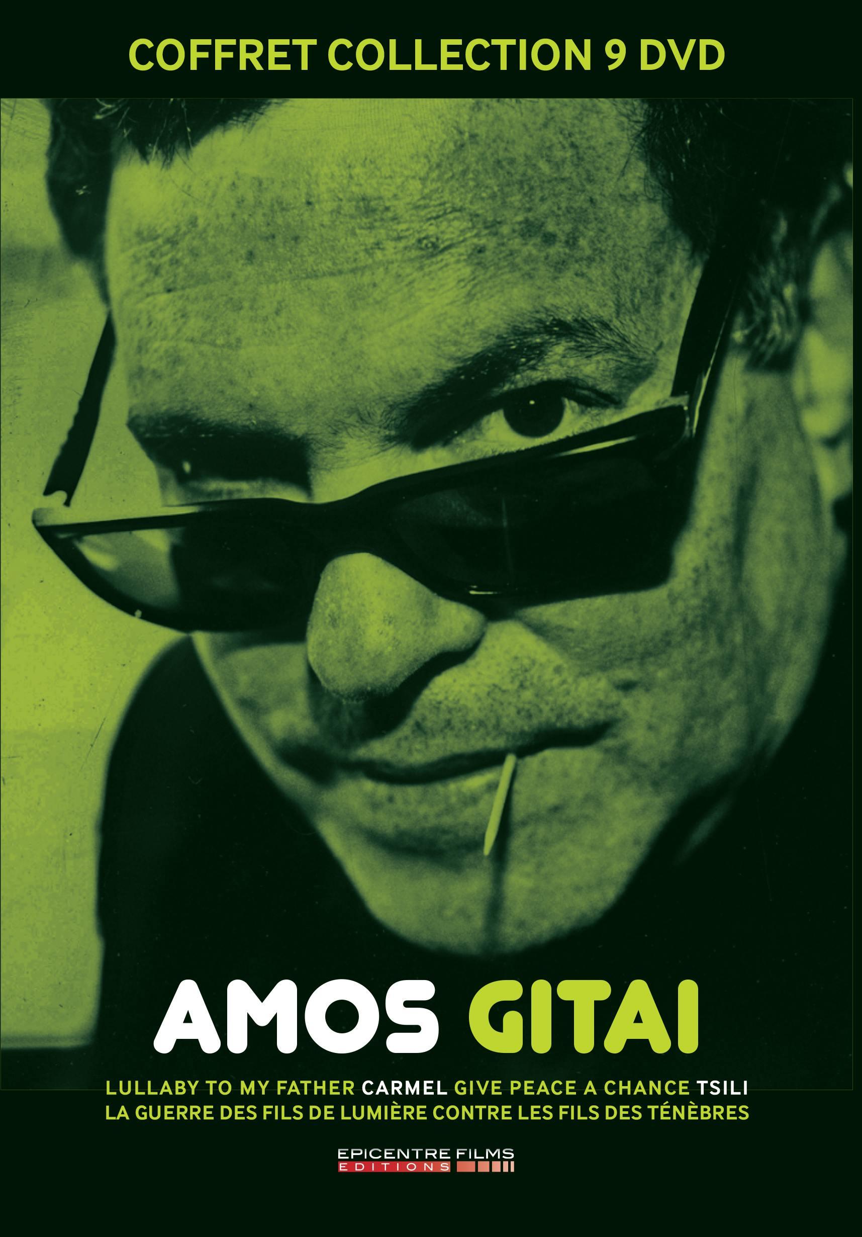 Amos gitai - 4 dvd