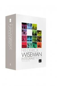 Frederick wiseman v3 - 17 dvd