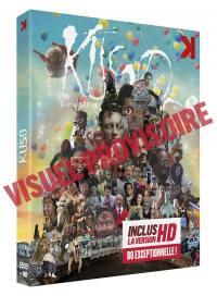 Kuso - combo dvd + blu-ray