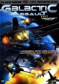 Galactic assault - dvd