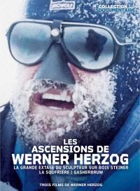 Ascensions de werner herzog (les) - dvd