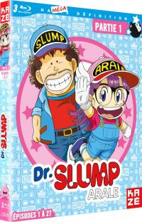 Dr slump - megabox 1 - 3 blu-ray