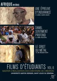 Films d'etudiants saint-louis du senegal v6 - dvd