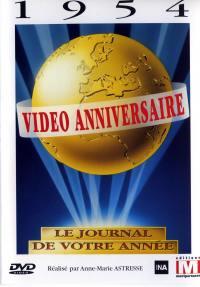 Video anniversaire 1954 - dvd