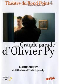 Grande parade d'olivier py-dvd