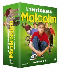 Integrale malcolm 2018 - 22 dvd