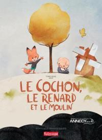 Cochon le renard et le moulin (le) - dvd