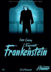 Empreinte de frankenstein (l') - dvd