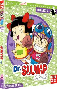 Dr slump - megabox 2 - 3 blu-ray