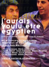 J'aurais voulu etre egyptien - dvd