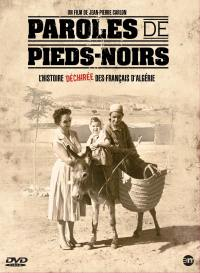 Paroles de pieds noirs - dvd