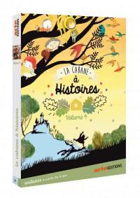 Cabane a histoires (la) v.4 - dvd