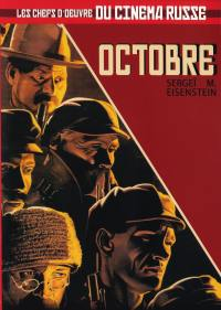 Octobre - dvd-