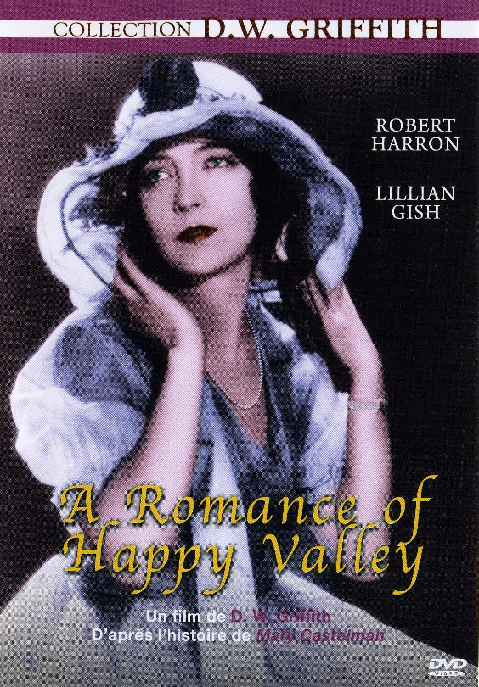 A romance of happy valley-dvd  collection d.w griffith