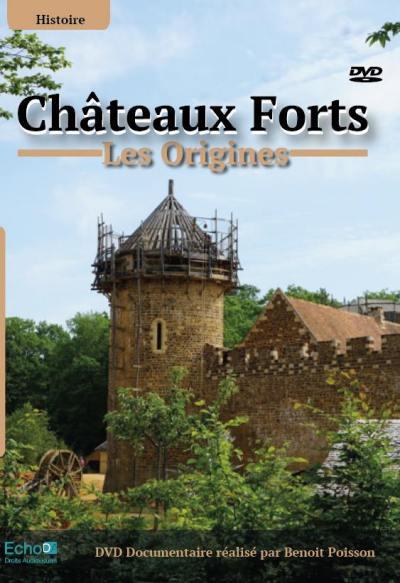 Chateaux forts - les origines - dvd