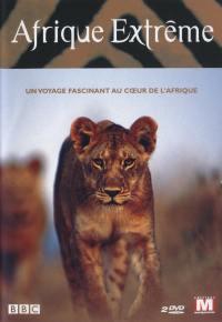 Afrique extreme  - 2 dvd