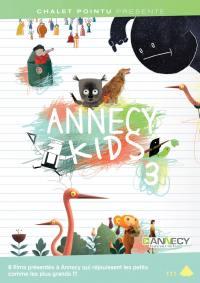 Annecy kids 3 - dvd