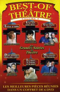Best of theatre vol 4 - 6 dvd