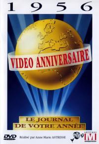 Video anniversaire 1956 - dvd