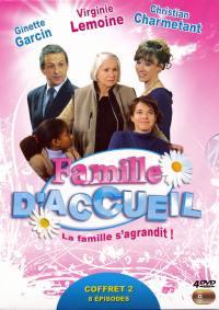 Famille d'accueil vol 2 - 4dvd