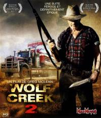 Wolf creek 2 - blu-ray