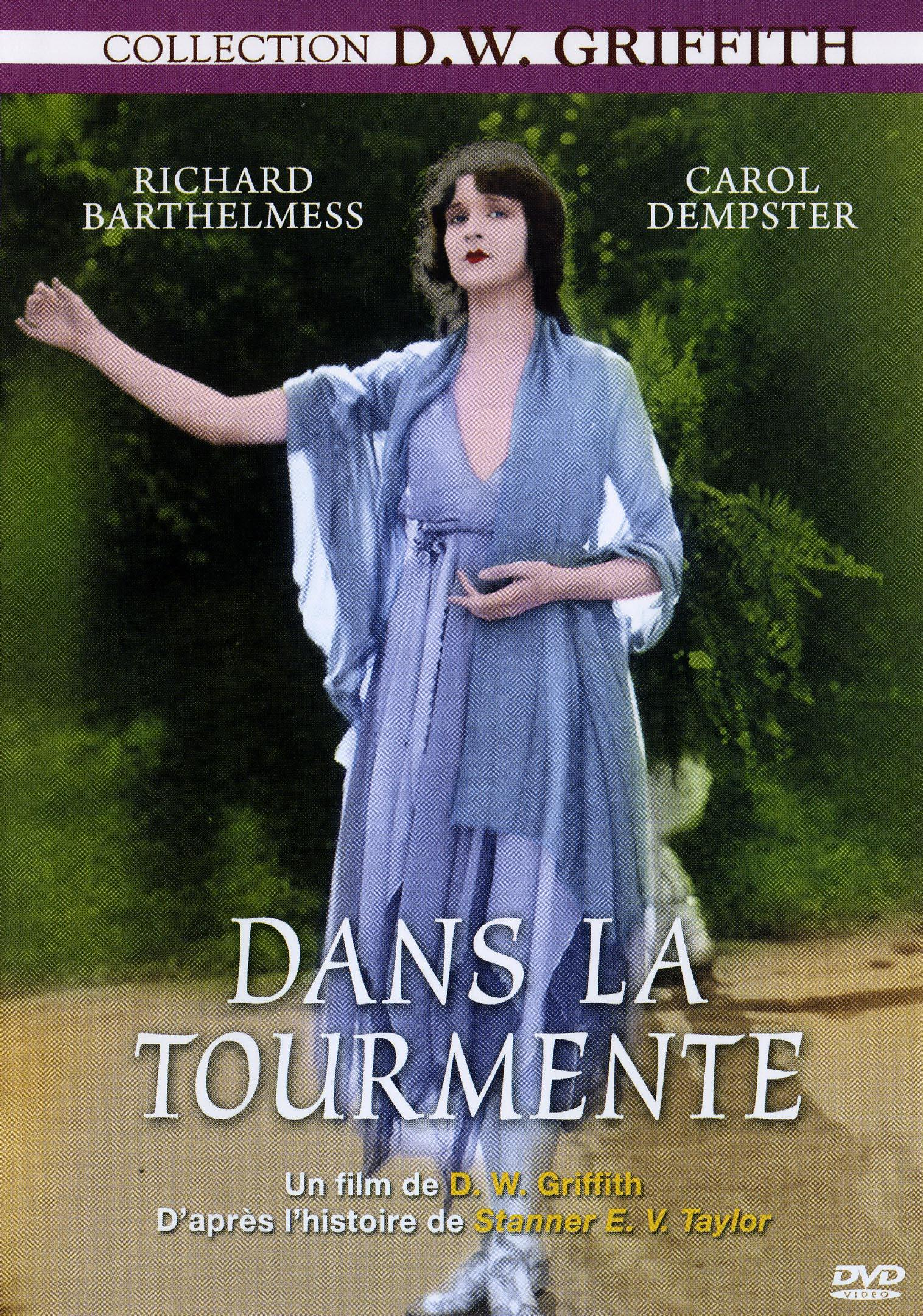 Dans la tourmente - dvd  collection d.w griffith