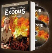 Exodus - combo dvd + blu-ray + livre